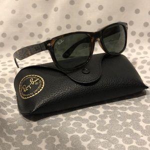 Ray Bans, New Wayfarer Sunglasses
